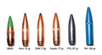 Heavymatch Ammunition