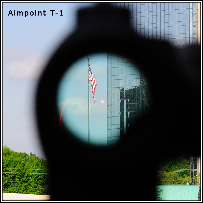 AIMPOINT RETICLE PICTURES