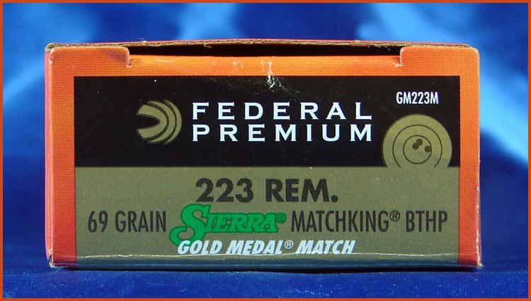 federal 69gr gmm