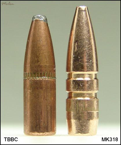 Mk318 Mod 0 and AB49