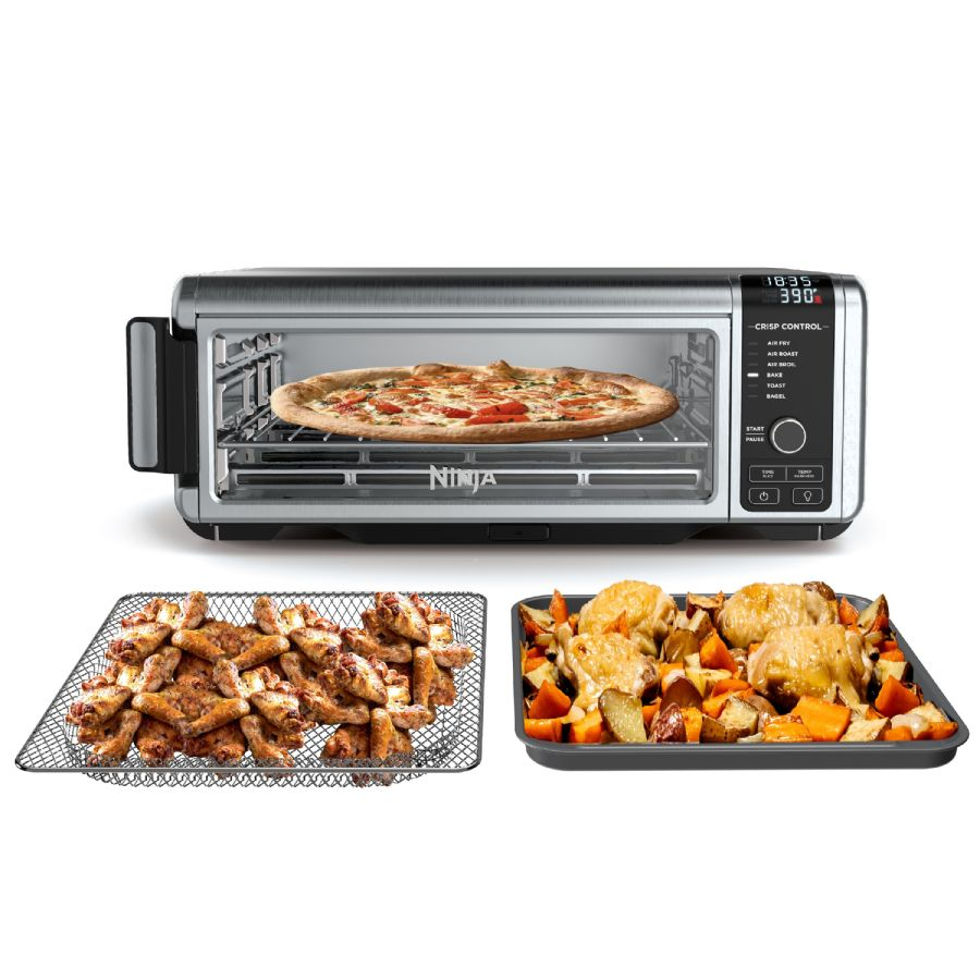 Ninja SP100 6-1 Digital Air Fry Oven with Convection (Refurb)