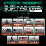 Brownells Cyber Monday Deals - 12% off on $49+ Orders and More