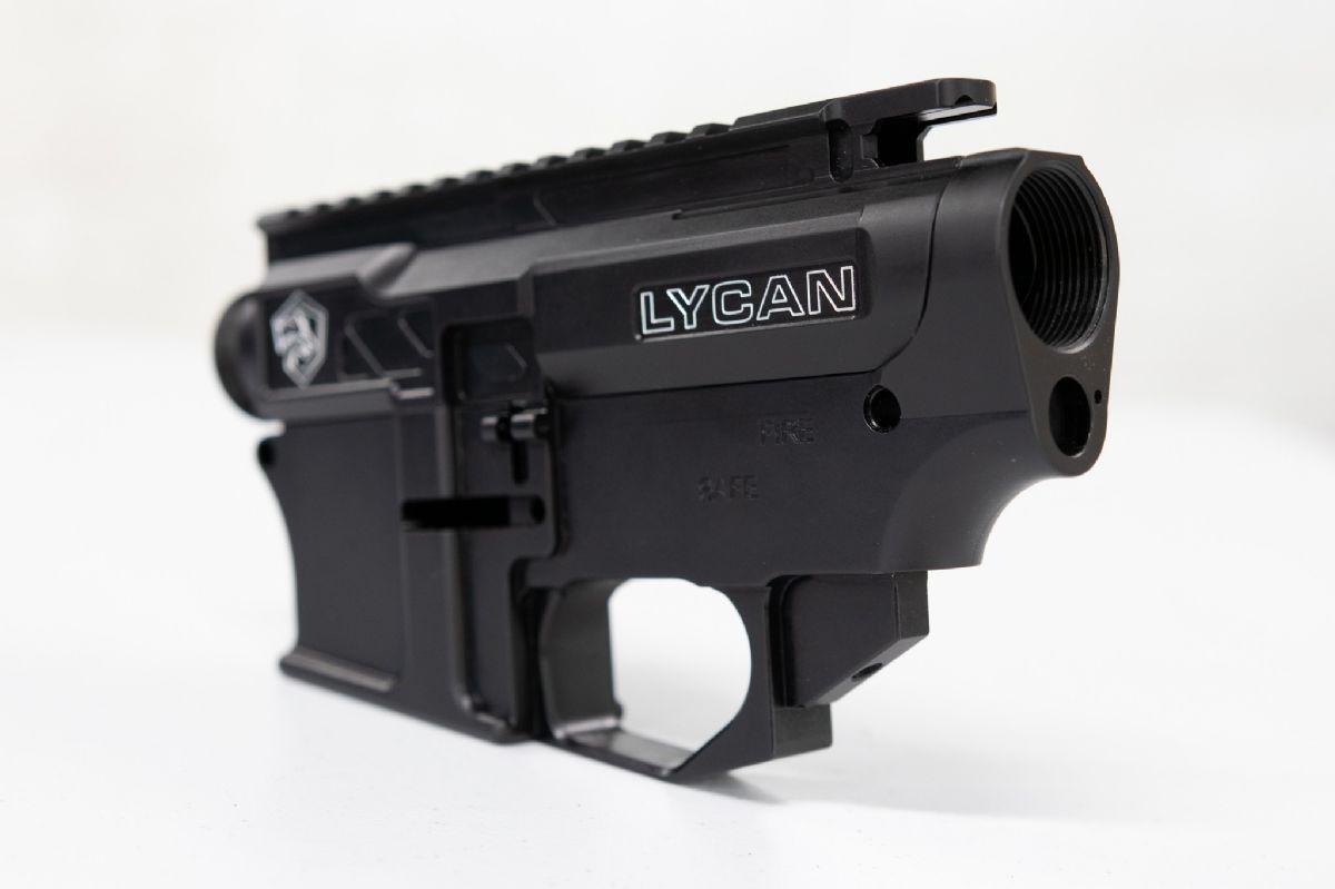 LYCAN Complete Billet 80% Receiver Set