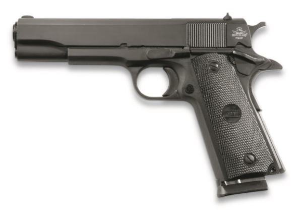 "Rock Island Armory 1911 GI Standard FS 9mm 5"" Barrel 10+1 Rounds"