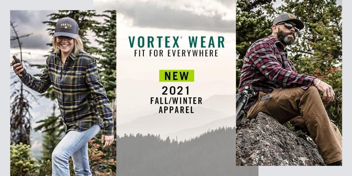 NEW Vortex Wear - Fall/Winter 2021 - 20% Off
