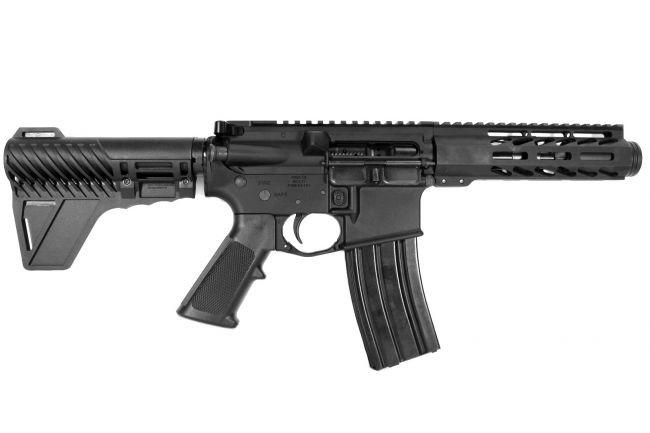 """P2A """"PATRIOT"""" 5 INCH AR-15 300 BLACKOUT M-LOK COMPLETE PISTOL"""