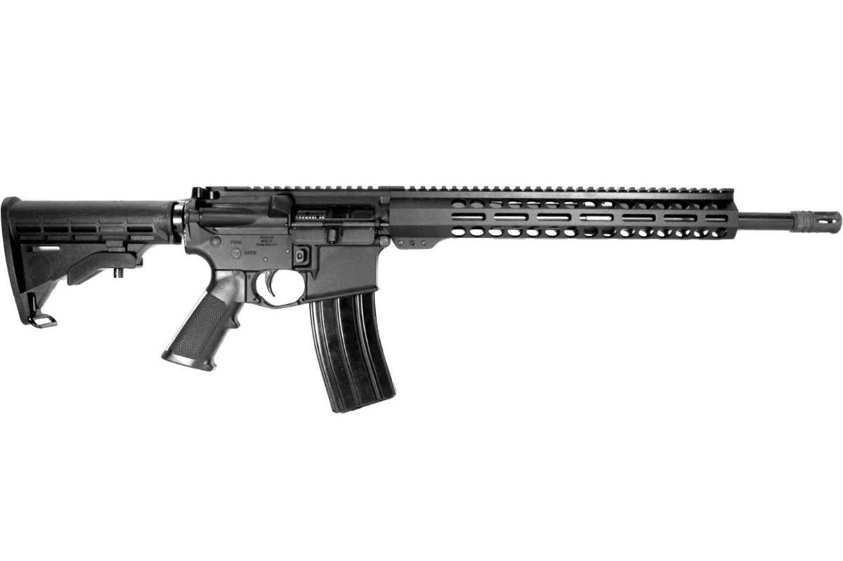 "P2A ""PATRIOT"" 16 INCH AR-15 6.8 SPC II M-LOK COMPLETE RIFLE"