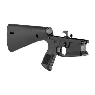 KE Arms LLC - AR-15 KP-15 Complete Lower Receiver Mil-Spec Polymer